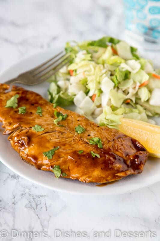Lemon Turkey Cutlets Dinners Dishes And Desserts