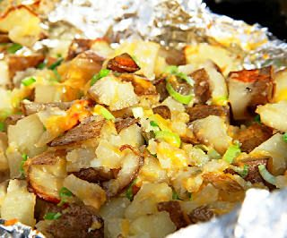 Grilled Potato Packs