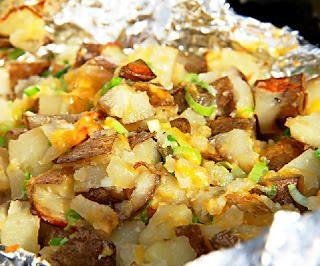 Grilled Potato Packs
