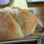 Potato Bread with Chives Secret Recipe Club