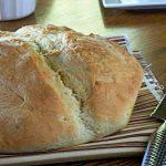 Potato Bread with Chives Secret Recipe Club