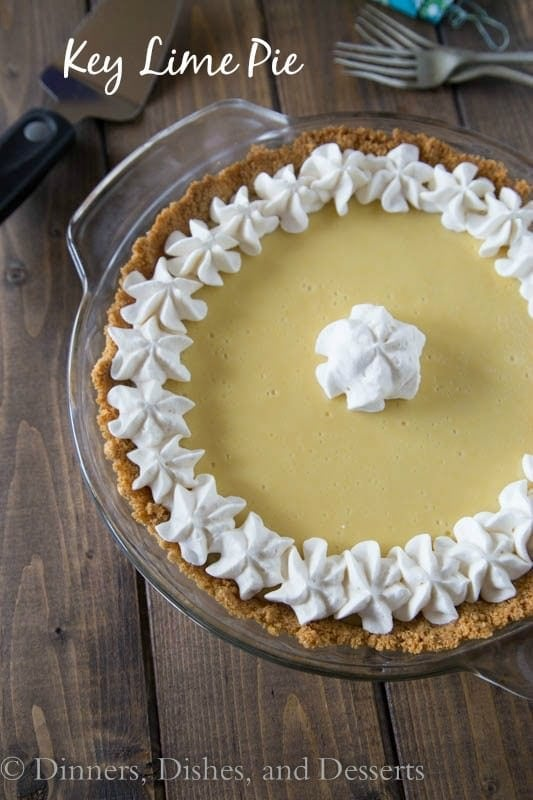 Key Lime Pie   Dinners, Dishes & Desserts