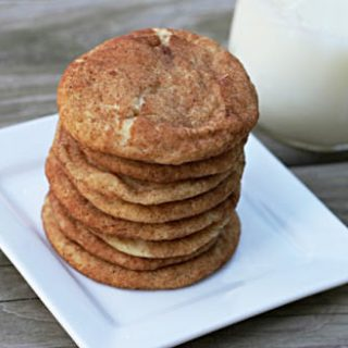 Snickerdoodles and a Cookbook Review