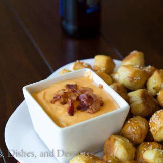 Cheddar Bacon Ale Dip