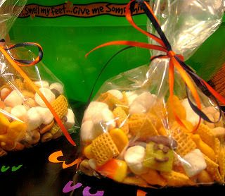Monster Snack Mix