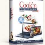 Cook'n Recipe Organizer and Giveaway