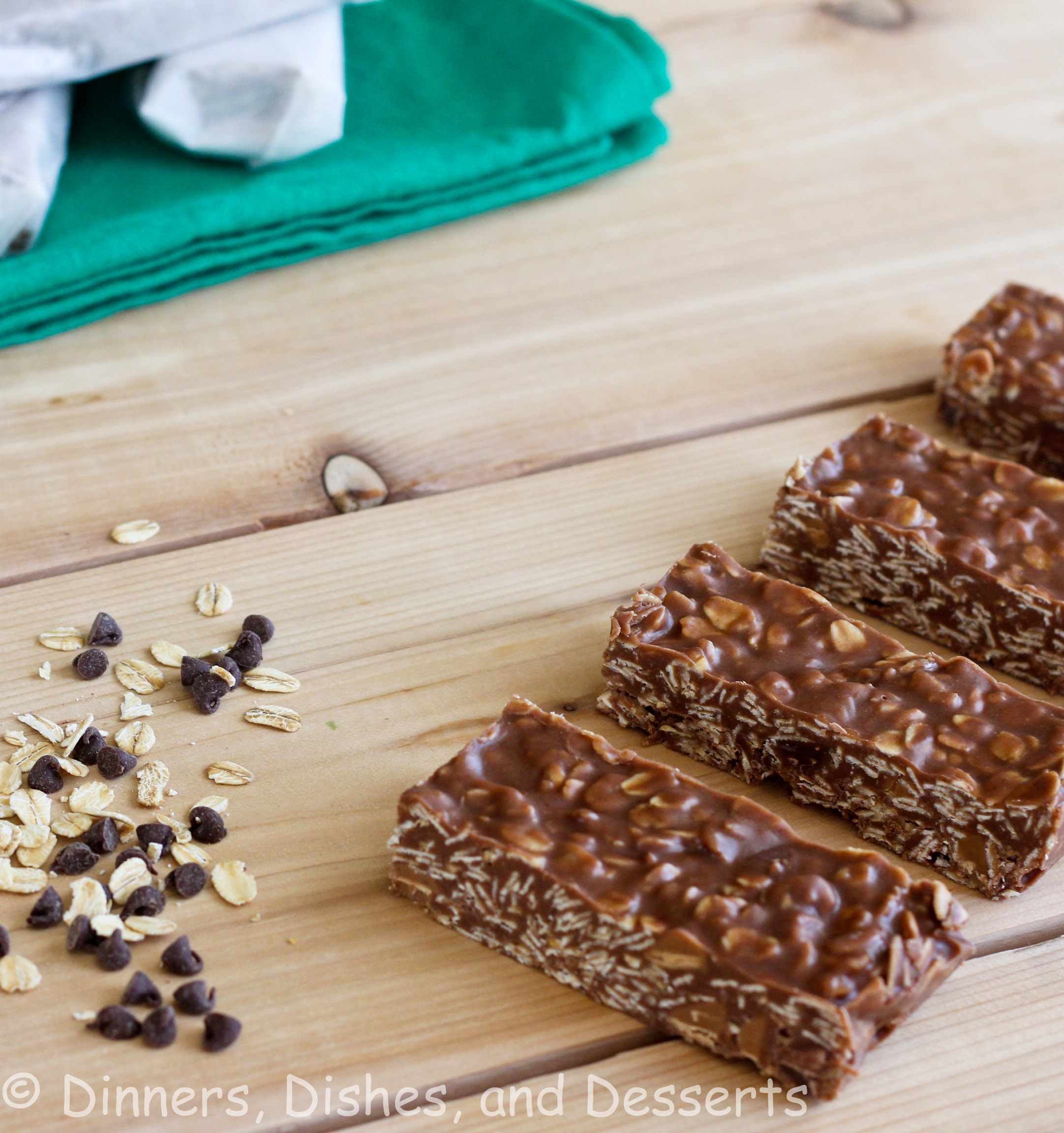 Granola Bars - A quick and easy homemade granola bar recipe that is so ...
