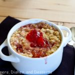 Peanut Butter and Jelly Baked Oatmeal and a HUGE Thank You!