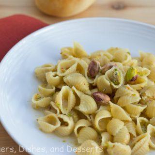 Pistachio Cream Pasta