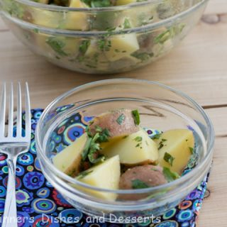 Lemon-Herb Potato Salad