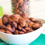 Chili Lime Spiced Almonds