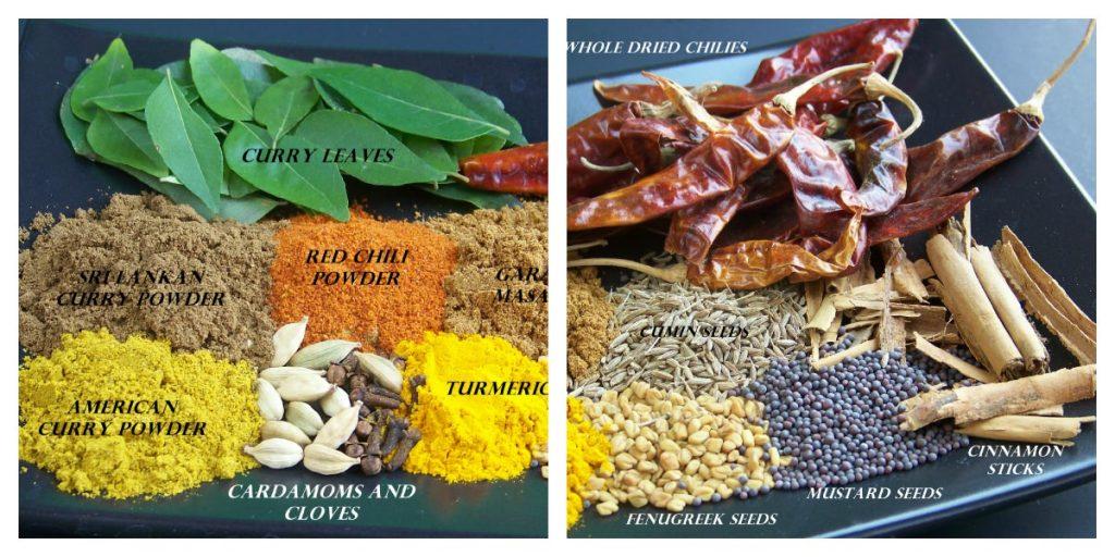 curry starter kit