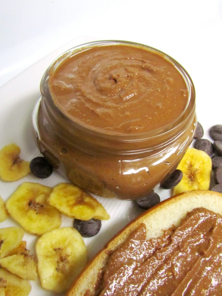 Dk Choc Banana Peanut Butter