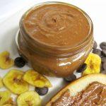 Dark Chocolate Banana Peanut Butter