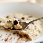 Oatmeal Breakfast Cookie - a quick and easy breakfast packed with protein