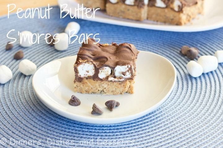 PB S'mores Bars