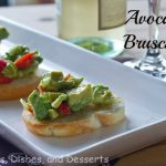 Avocado Bruschetta
