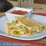 Chicken Bacon Avocado Quesadilla 4_
