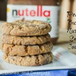 Peanut Butter Nutella Swirl Cookies-labeled