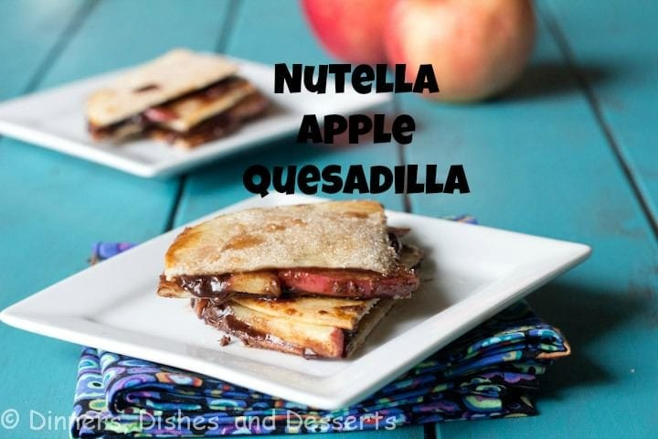 Apples With Nutella And Walnuts Recipes — Dishmaps