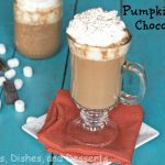 Pumpkin Hot Chocolate