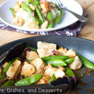 Sweet & Spicy Chicken Stir Fry
