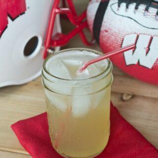 Sparkling Tropical Lemonade #SundaySupper