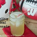 Sparkling Tropical Lemonade #SundaySupper
