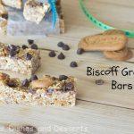 Biscoff Granola Bars