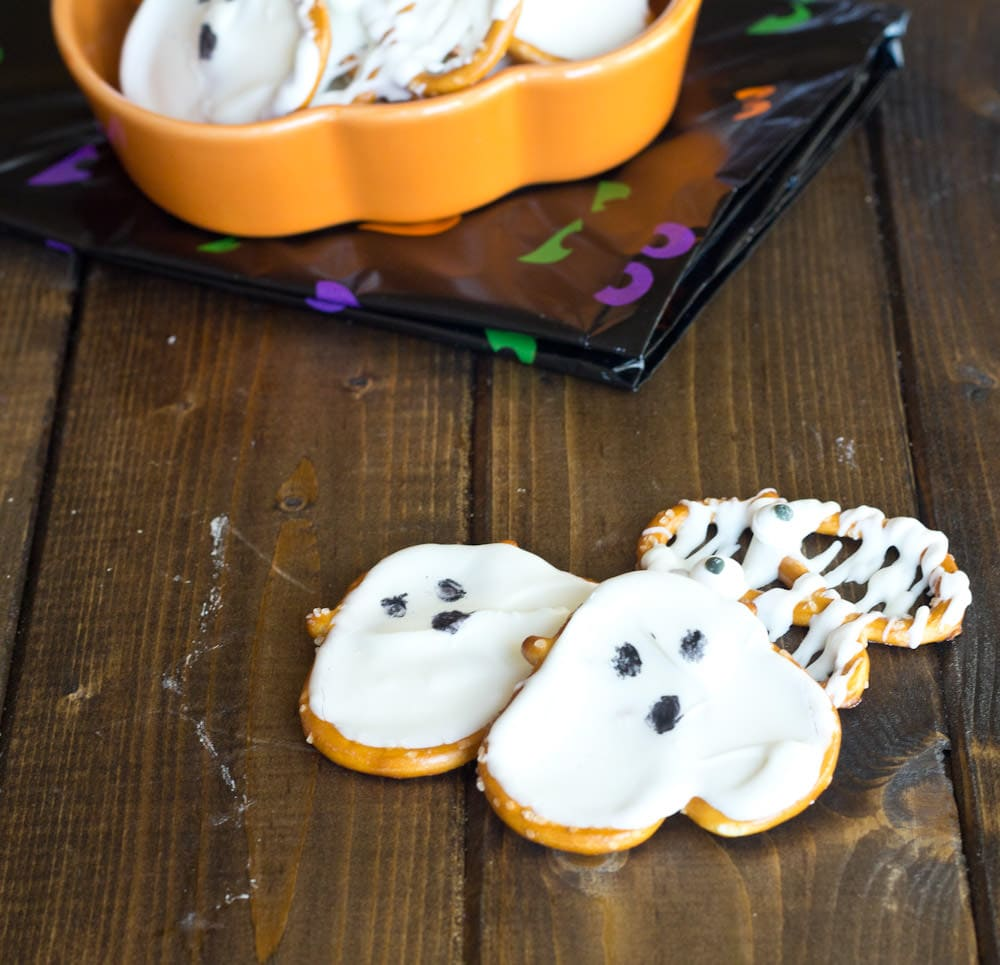 Ghost Pretzels 3 square