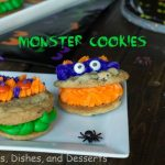 Monster Cookies #SundaySupper