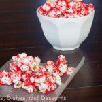 Rachael Ray's Cinnamon Popcorn #SundaySupper