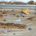 Peanut Butter Lara Bars labeled