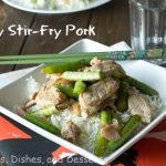 Saucy Stir-Fry Pork