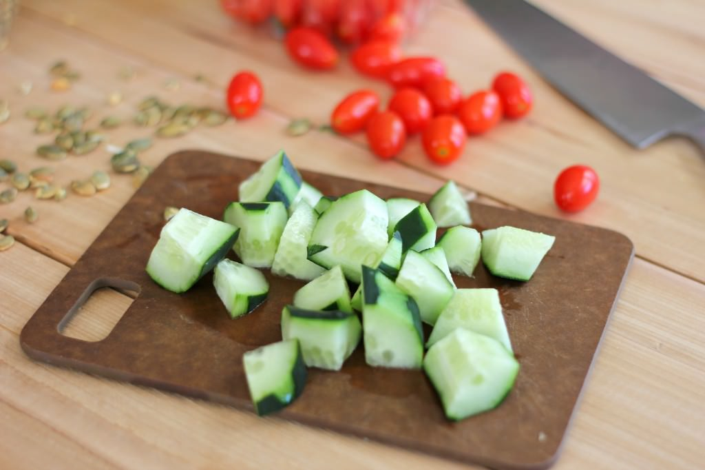 bread salad ingredients