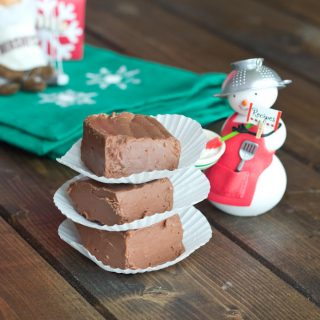 Fudge #SundaySupper