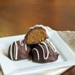 Gingerbread Biscoff Truffles