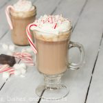 Peppermint Hot Chocolate 2