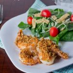 Crispy Baked Shrimp #WeekdaySupper
