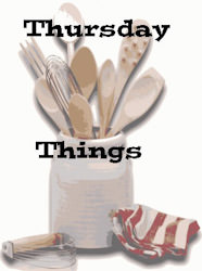 Thursday Things & Giveaway