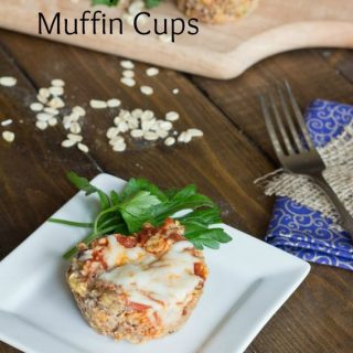 Turkey Quinoa Muffin Cups