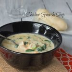 Chicken Gnocchi Soup #SundaySupper