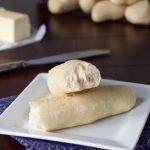 Homemade Soft Breadsticks