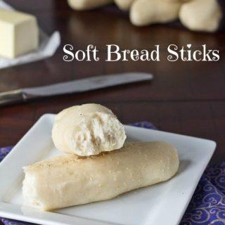 Soft Bread Sticks