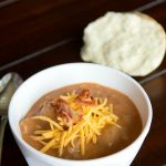 Cheeseburger Soup #SundaySupper