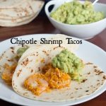 Chipotle Shrimp Tacos #KraftFreshTake
