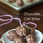 Chocolate Oat Bites | Dinners, Dishes, and Desserts