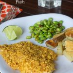 Tortilla Crusted Fish