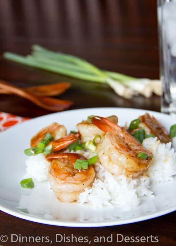 Hoisin Glazed Shrimp #recipe | Dinners, Dishes, and Desserts