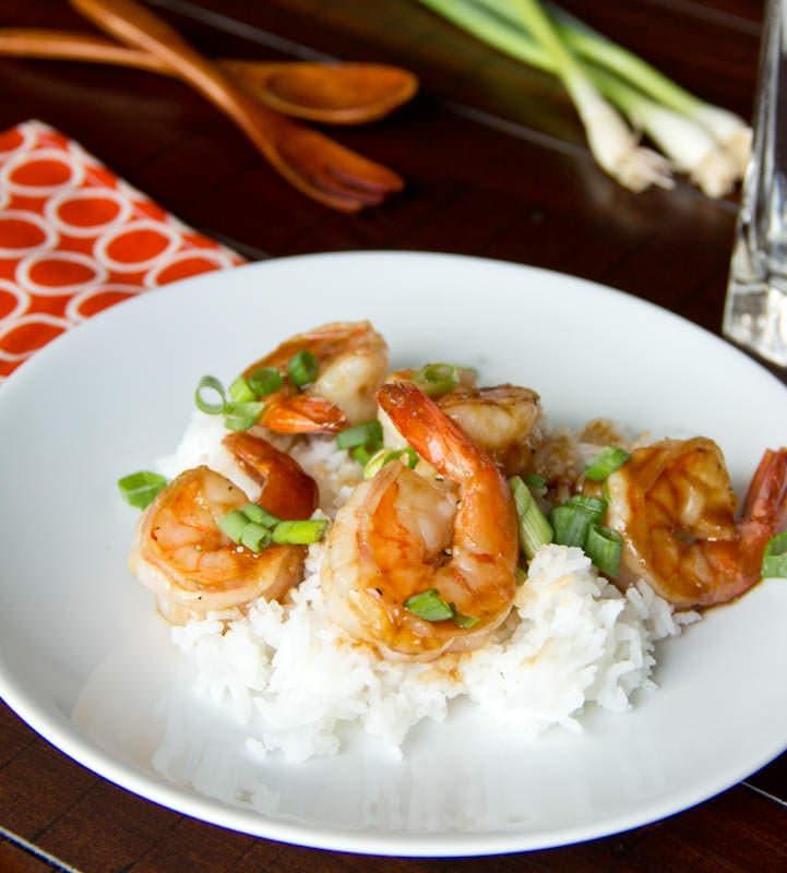 Hoisin Glazed Shrimp #recipe | Dinners, Dishes, and Desserts